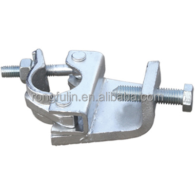 Fixed scaffold beam clamp girder Couplers