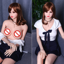 Japanese Real Silicone Naked Girl Sex Doll