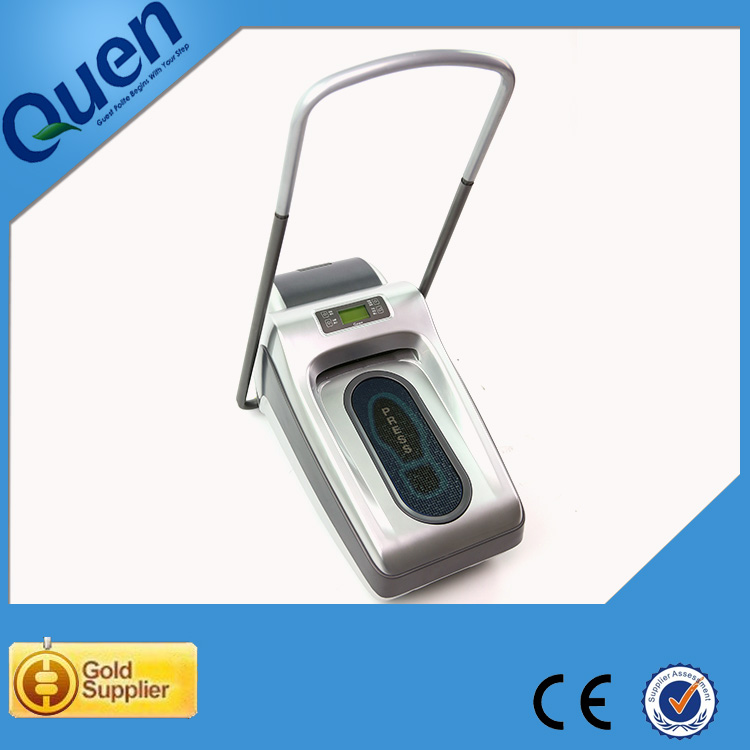 Quen medical surgical consumables shoe cover dispenser for clinic