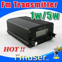 12FSN low power fm transmiter 5w fm radio broadcaster CZH-05C
