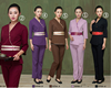 OEM Cheap Beauty Salon Uniform Work