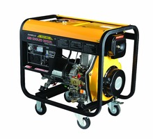 Top Brand Diesel Generator Diesel Engine For Sale 5KW With Wheels Diesel Generator