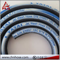 hot and cold jet wash hose assemblies for cleaning machine r1