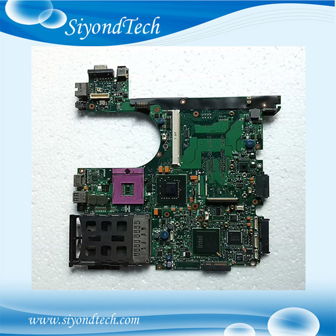 Original Notebook Motherboard For HP 8510W 8510P Mainboard