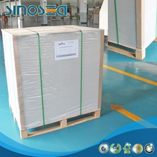 300 gsm clay coated duplex board paper for box packaging