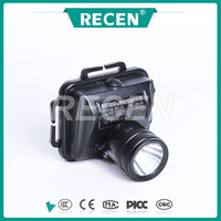3w IP65 water proof Micro explosion proof head head light aluminum alloy material rechargeable portable Led torch RYFL815A