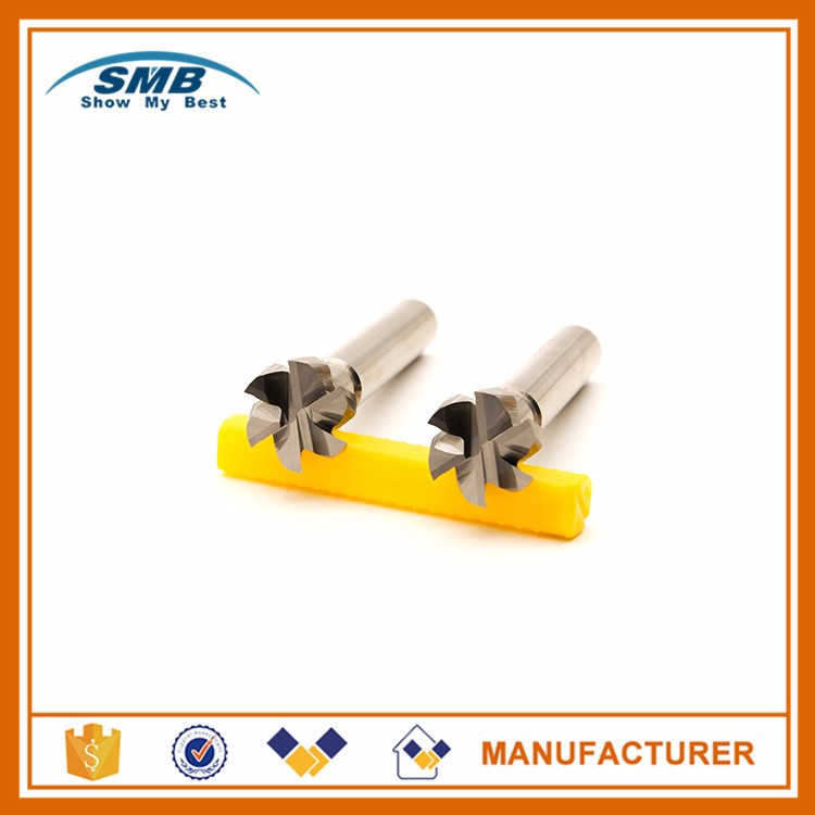 New product 2017 t slot cutters with low price