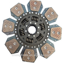 Copper base clutch plate transmission parts for heavy truck parts