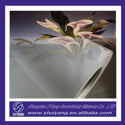 glossy inkjet cotton canvas for printing/digital glossy inkjet cotton canvas