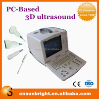 cheapest double connectors USB puncture guide ultrasound machine