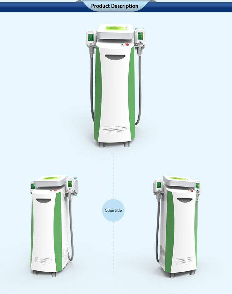 Factory direct sale weight loss cryolipolysis beauty machine for fat removal