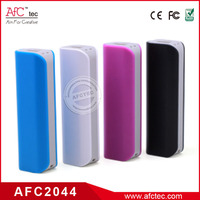AFC2044 Mobile Phone Cheap Universal Promotional Logo Cusomized Romoss Phone 2600mAh Recommended Power Banks