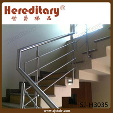 residential used wrought iron stair railing for indoor