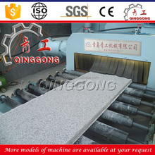 Dustless Square Stone Roller Conveyor Shot Blaster/Sand Blast Cleaning Machine/Equipment