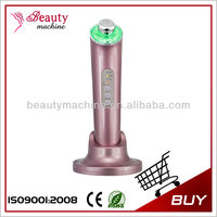 Rechargeable LCD Photon and Ultrasonic Facial Devcice