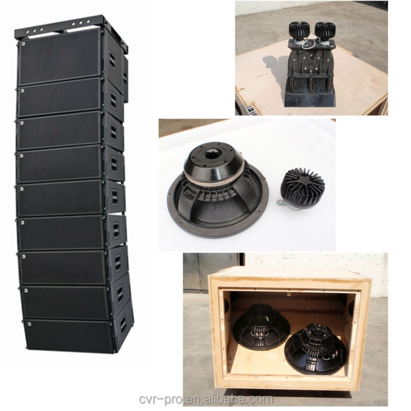 600 watt speakers professional line array