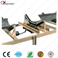 Electronic belt scale weigher ICS