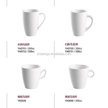 factory directly unique design wholesale porcelain cups mugs ceramic coffee mug