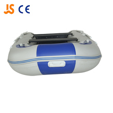 Cheap CE PVC Inflatable Plastic Rowing Boat For Sale