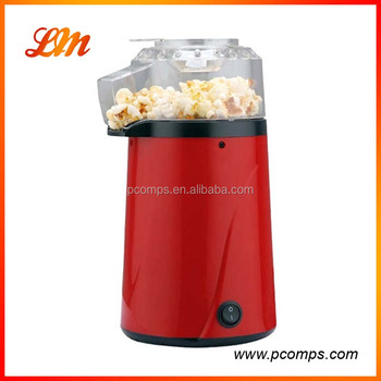 Easy to Operate Hot Air Popper Popcorn Maker with Cheapest Price