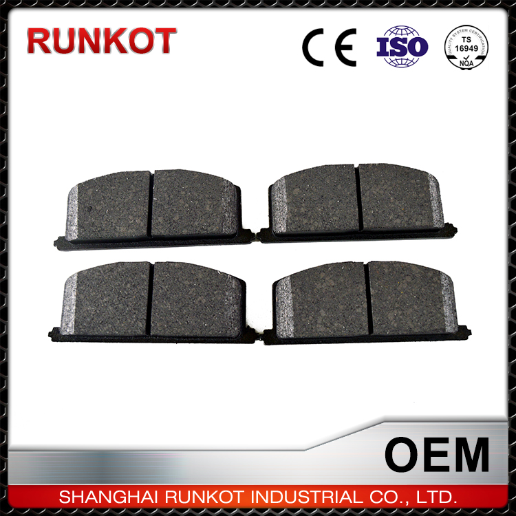 Auto Parts For Kia Pride Ceramic Brake Pad Kk150-33-23Z D402-7291 Gdb773 21355