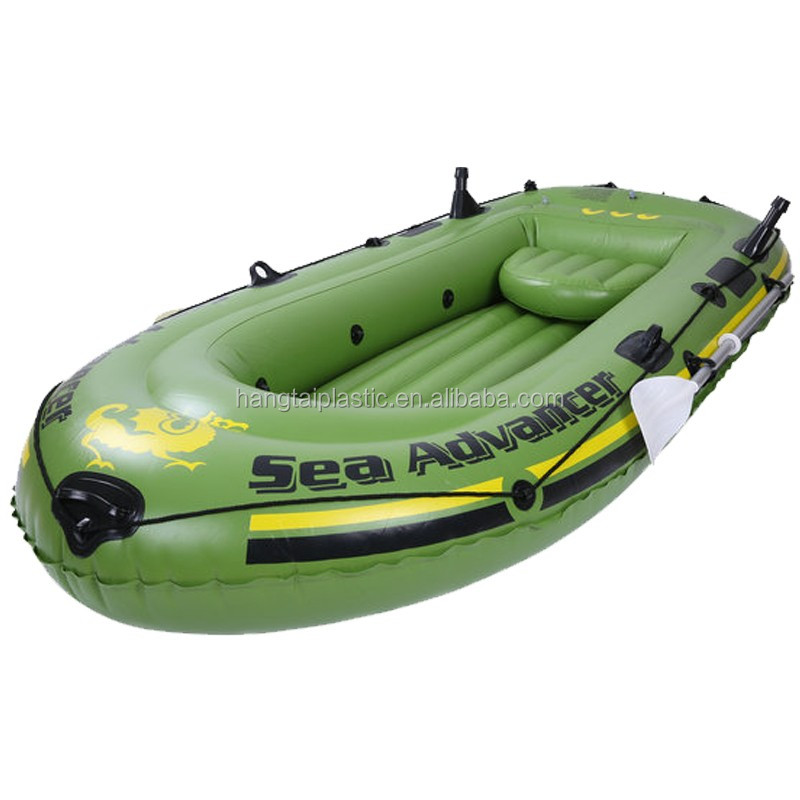 PVC inflatable boat 3 person