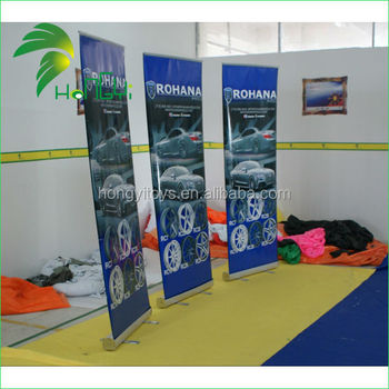 2014China cheap roll up display /custom roll up banner stand