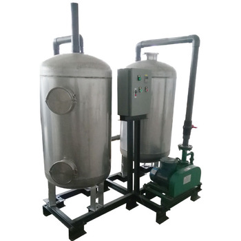 250L and 1000 L biogas dehydrator and desulfurization/scrubber