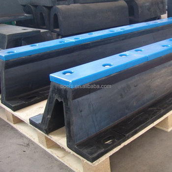 Ship and Dock Arch V Type Rubber Fender