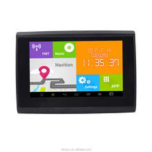 Waterproof LCD Android GPS Navigation motorcycle GPS 8GB car navigator