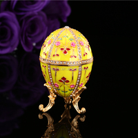 Wholesale Faberge Egg QF3313