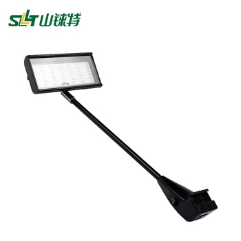 1600-1800Lm 24W DC18-24V trade show universal display clamp arm LED light