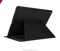 "Biz Book Style Hot Heat Flip Stand Pocket Leather PU Case For ipad pro 12.9"" inch Case"