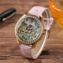 Sloggi charming new watch cartoon owl lovers watch quartz watch for men and women