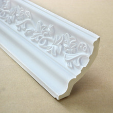 Polyurethane High Quality indoor decorative crown <strong>moulding</strong>