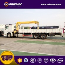 Oriemac 12ton truck mount SQ12SK3Q crane truck for sale