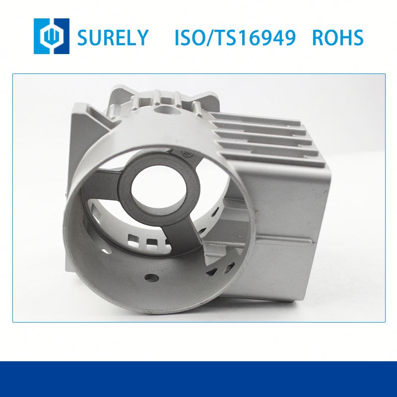 New Popular Excellent Dimension Stability Surely OEM Permanent Mold Aluminum Casting