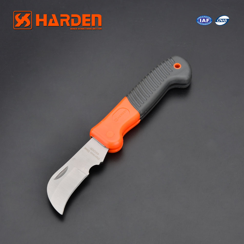 Professional Curved Blade Electrical Knife