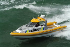AMF- Aluminium RIB Rescue Craft
