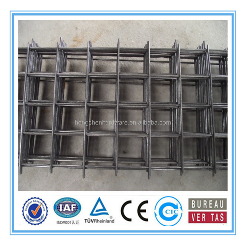 Black/hot-dipped galvanized/Stainless concrete reinforced steel bar welded wire mesh /masonry wall horizontal
