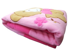 2014 low price most popular little child models blanket