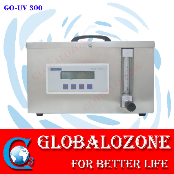 GO-UV300 ozone monitor,ozone gas analyzer,o3 sensor meter for measuring ozone generator