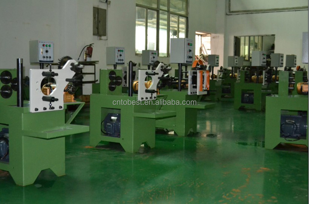 rebar machine thread making machine tube screw making machine