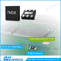 Original GRP7MD6 UCODE 7M Chip packaged in QFN