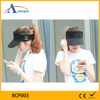 2017 New Outdoor Sport Wireless Bluetooth Earphone Music Hat,Sunshade Hat With Bluetooth Earphone