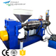 KOOEN plastic washer squeezer and pelletizer machine for recycle plastic