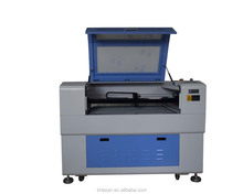 CE 130 w co2 cnc laser cutting glass engraving machine