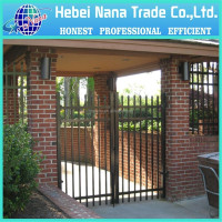 high quality modular construction site fence panel