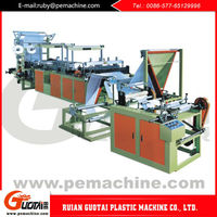 china goods wholesale nonwoven handlebag making machine