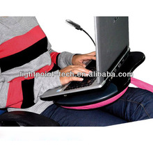 High quality folding laptop table bed computer desk